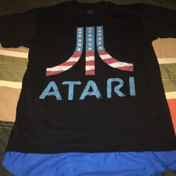 atari tshirt  Shirts | Atari Tshirt | Poshmark